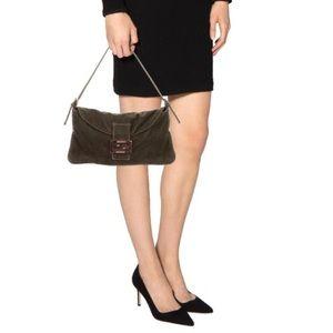 a057c5aadb97e Fendi Bags - SOLD ON DEPOP Authentic Fendi bag + murk. Pin